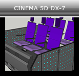 Cinema 5D Stand-Up